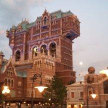 Hightower Hotel at night (3)