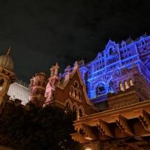 Hightower Hotel at night (4)