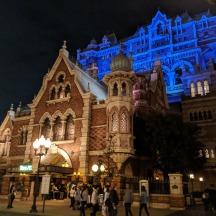 Hightower Hotel at night (5)