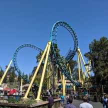 Boomerang at Six Flags Discovery Kingdom