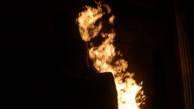 escape from pompeii flex fire