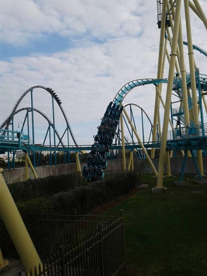 Kraken SeaWorld Orlando 2