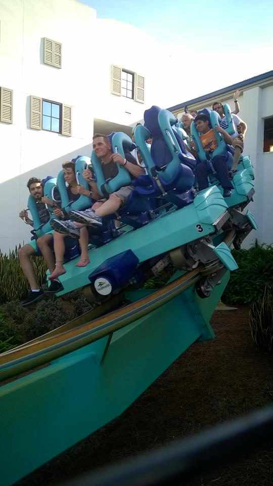 Kraken SeaWorld Orlando 3