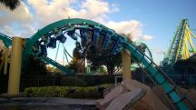 The Corkscrew after the tunnel.