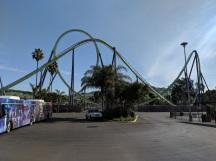 Medusa at Six Flags Discovery Kingdom.