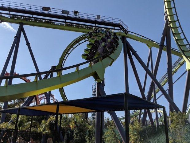 The West Coast first Floorless Coaster: Part 3 of our Floorless Coaster Series.