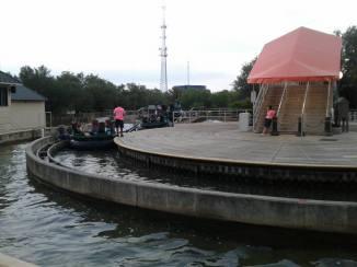 Rio Loco Turntable Station.