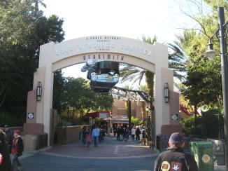 Entrance Portal.