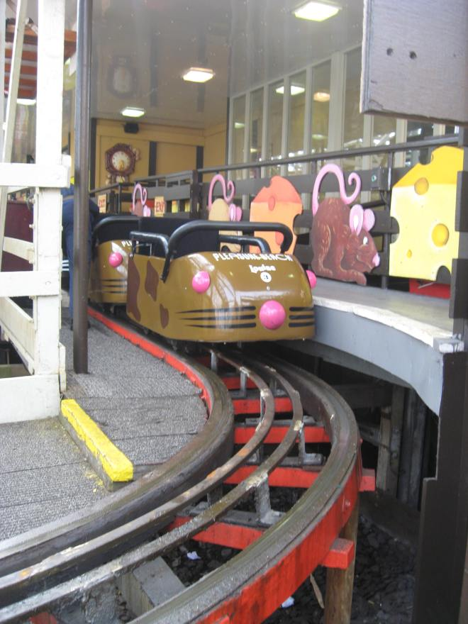 Wild Mouse Pleasure Beach (1)