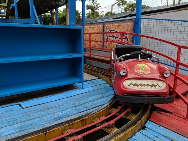 Wild Mice and Modern Trains: Part 4 of our Wooden Coaster Trains Serie