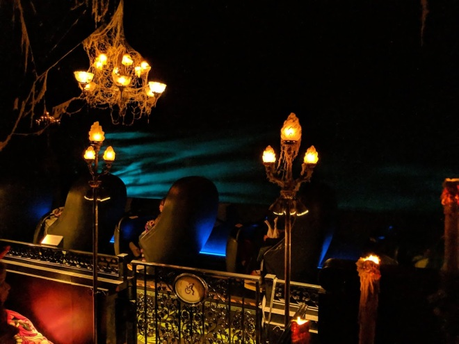 Doombuggies Haunted Mansion Disneyland