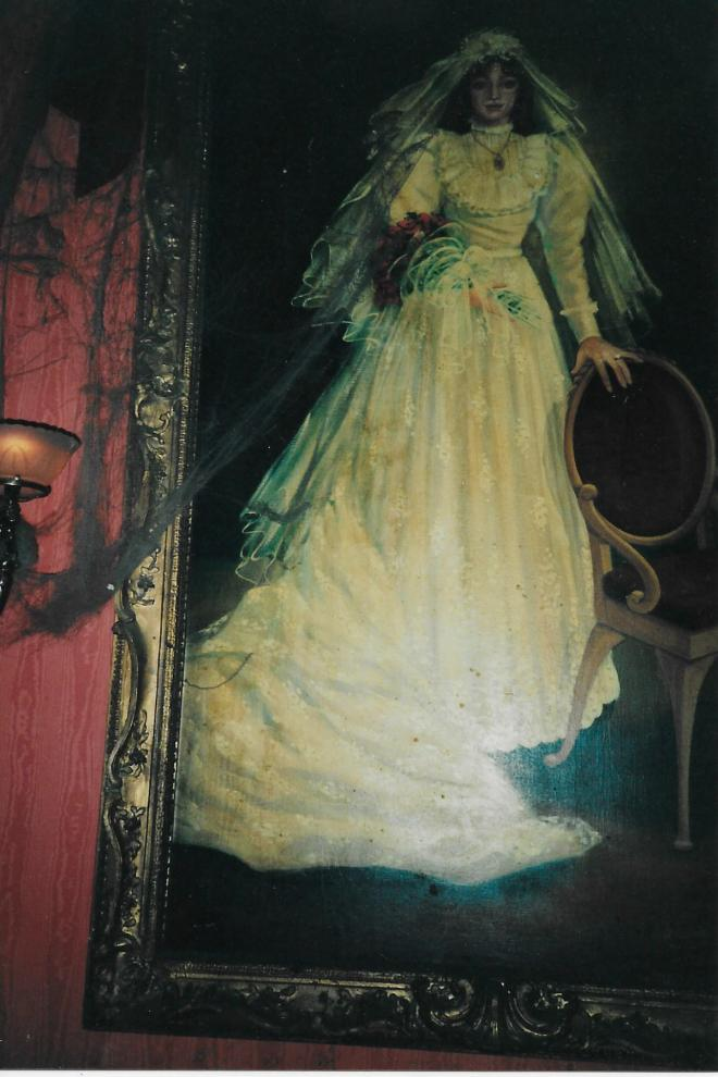 Melanie Phantom Manor Portrait 2001