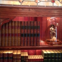 Walt's Phantom Manor room (1)