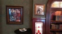 Walt's Phantom Manor room (5)