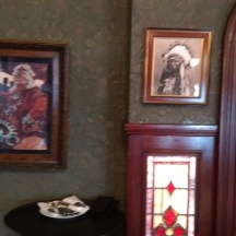 Walt's Phantom Manor room (5)