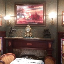Walt's Phantom Manor room (7)