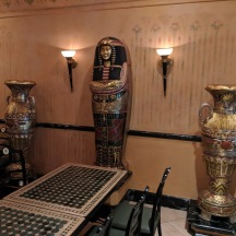 Egyptian Room.