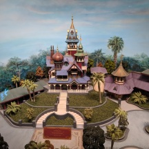 Model of Mystic Point.