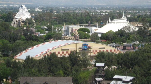 Soarin Over California: Part one of our look at the Soarin' attractions at Disney
