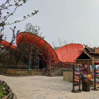 Spinning Rapids Ride Wuxi Sunac Land 2