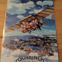 Soaring Fantastic Flight File Folder