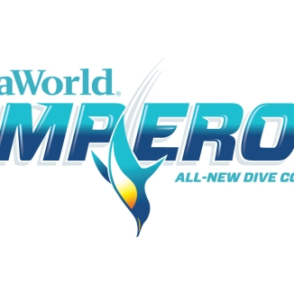 SeaWorld San Diego provided us with the updated ride name and logo.
