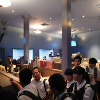 Universal Studios Japan received an expanded indoor queue.