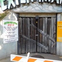 Entrance of Exterminator.