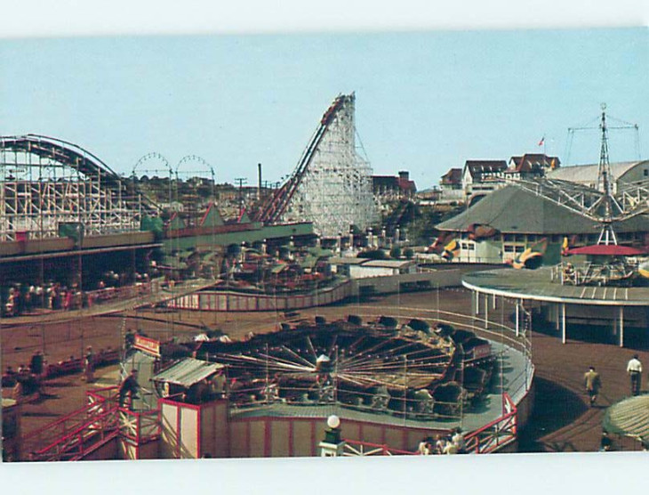 Giant Coaster post 1932 redesign.