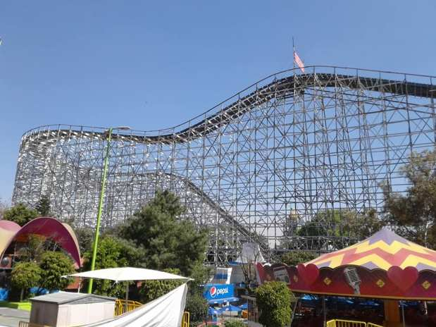 Short term record holders and a massive ride in Mexico: part 2 of our look at the world's tallest rollercoasters