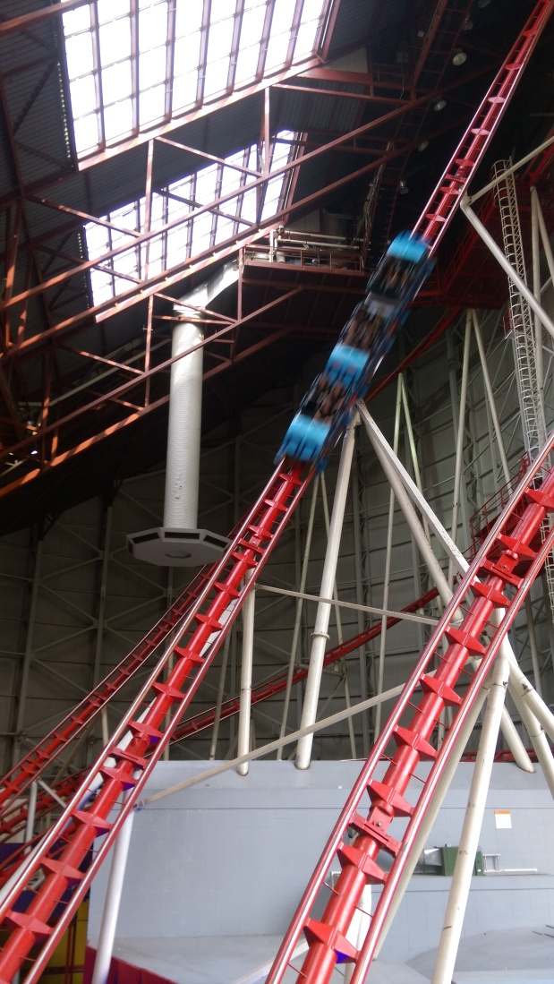 Mindbender in Canada: part 9 of our look at the world's tallest roller coasters